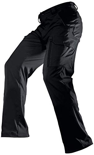 Uvex Athletic Workwear 9811 - Flexible Männer-Cargohose - Schwarz - Gr. 052