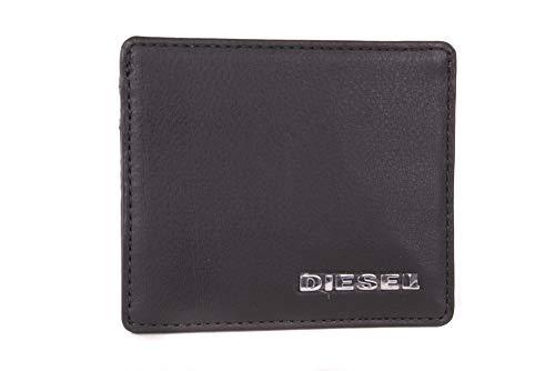 Diesel Jem Wallets JOHNAS I Tarjetero (Negro)