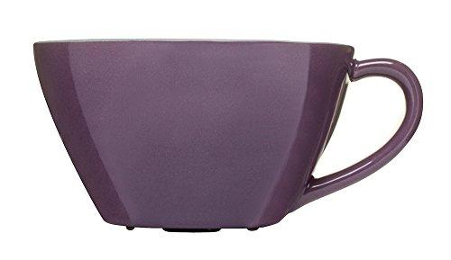 Sagaform 5017491 Oversized Tee- Tasse, Keramik, violett