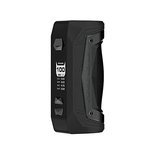 GEEKVAPE Aegis MAX 100W 21700 MOD with Display Screen, Support 18650 TC VW Mod,...