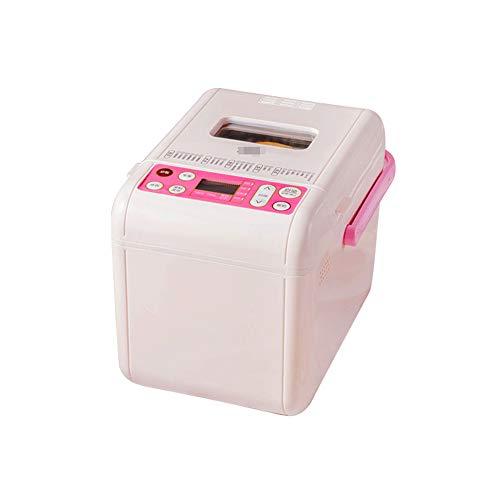 Find Bargain Bread machine, 250g mini breakfast machine toaster, kneading dough, automatic bread mac...