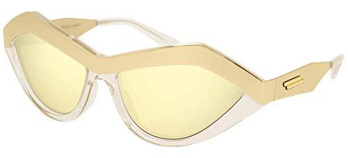 Gafas de Sol Bottega Veneta BV1055S GOLD/GOLD 62/16/130 unisex