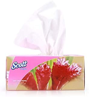 Scott Facial Tissue