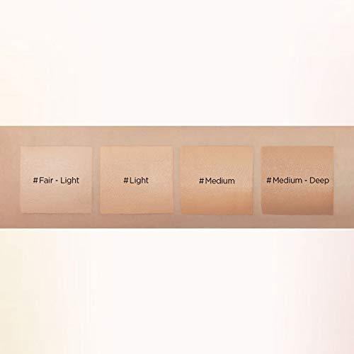 【ジョンセンムル(JUNGSAEMMOOL)公式】スキンヌーダークッションリフィル付きSPF50+/PA+++(フェアライト)【JUNGSAEMMOOL】(クッションファンデーファンデーション化粧下地下地クリームベースメイク韓国コスメ)