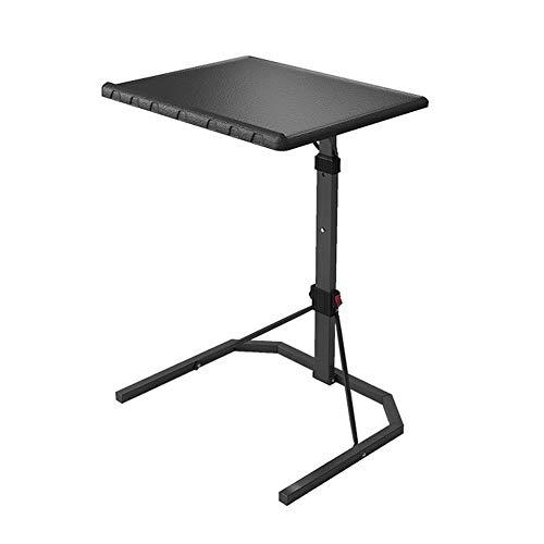 Alvnd klaptafel aan de zijkant voor bank, laptop, bijzettafel met koffietafel, draagbare tafel samen met het bed 51x43CMx76-106CM
