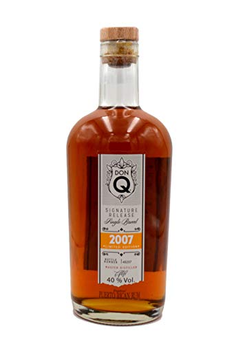 Don Q Limited Edition 2007 Signature Release Single Barrel Rum - 700 ml