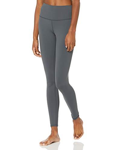 Alo Yoga Damen High Waist Airbrush Leggings, anthrazit, Klein