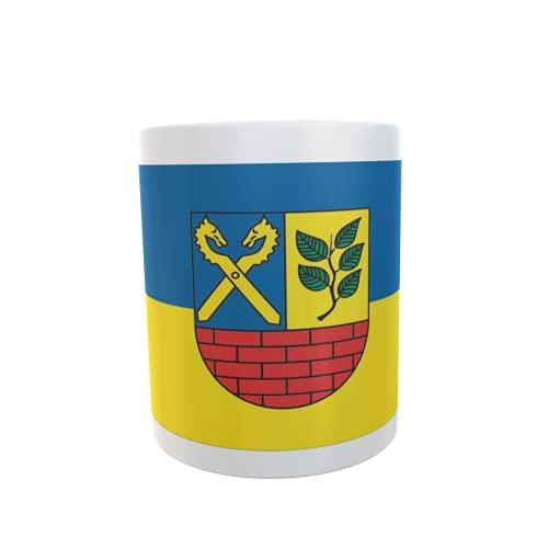 U24 Tasse Kaffeebecher Mug Cup Flagge Buchholz in der Nordheide
