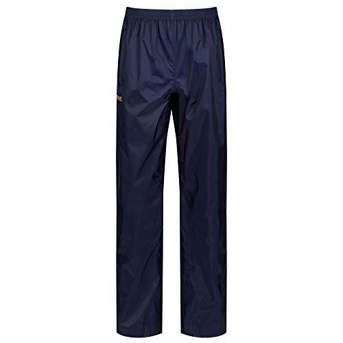Regatta Pack-It Regenhose für Damen, Blau (marine), Gr. X-Large (46 EU)
