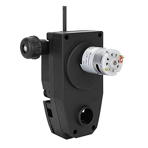 Nachar Dc 24v alambre plástico alimentación motor máquina eficaz rollo soldador práctico alimentador de alambre de soldadura