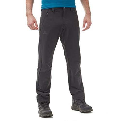SALOMON Wayfarer Warm Straight Pants M Black