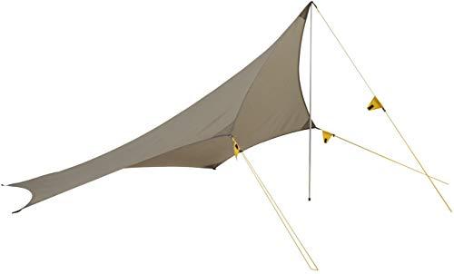 Wechsel Tents Wing M - Auvent Imperméable en Toile de Tente Robuste pour Tentes et Hamacs - 300 x 325 x 225 cm - Travel Line