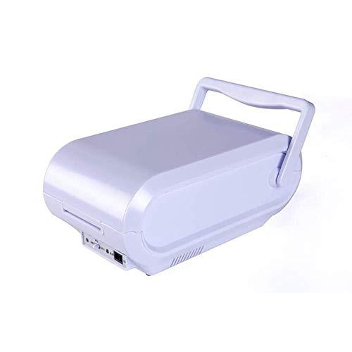 Preisvergleich Produktbild WENYAO 3L Auto Mini Kühlschrank Kapazität 4 Cola,  Weiß,  DC12V 8, 26 * 12, 59 * 6, 29 Zoll