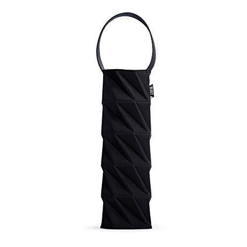 Built NY Darna OTW-BLK-Bolsa Plegable para Vino, Compuesto, Multicolor, 22 cm