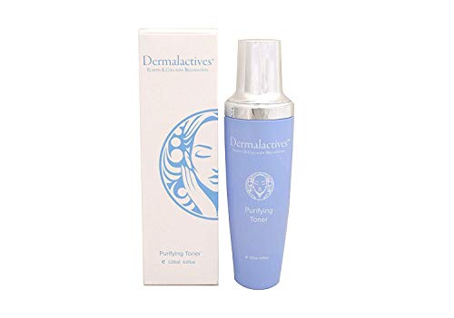 Dermalactives Purifying Toner - Formulated To Purify and Reduces Inflammation of The Skin, While Cleansing Your Face of Oil-Based Debris and Impurities Without Drying It Out