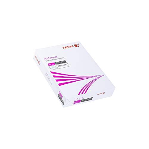 Xerox 003R90569 Performer Multifunktionspapier 80 g/m² 500 Blatt pro Ries A3 1 Ries weiß