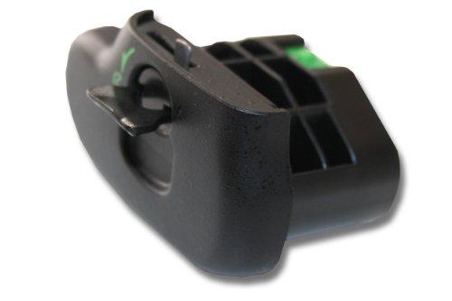 vhbw Akkudeckel passend für Nikon D500, D800, D800E, D810, D810a, D850 Kamera, Batteriegriff - Abdeckung, Cover, Batteriefachdeckel