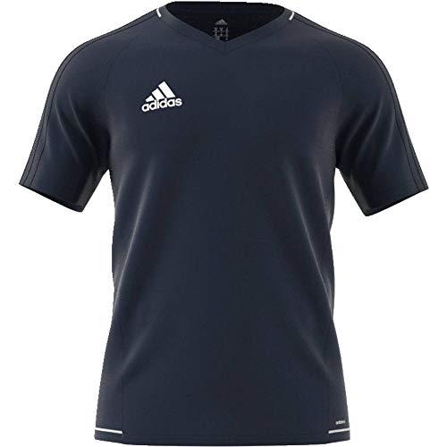 adidas Tiro17 Jersey Camiseta, Hombre, Azul (Maruni/Blanco), L