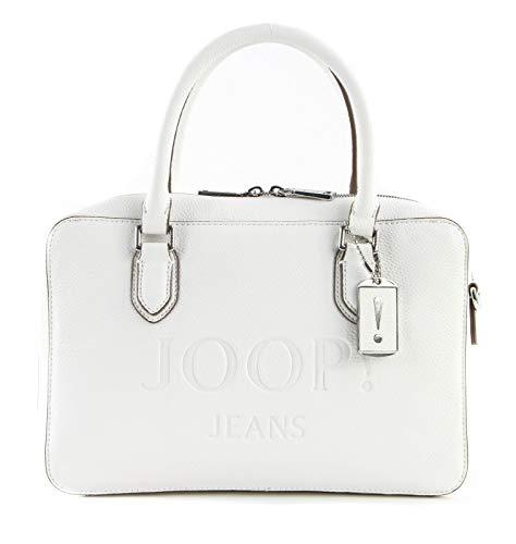 Joop! Damen Jeans lettera yva Handtasche shz Farbe white