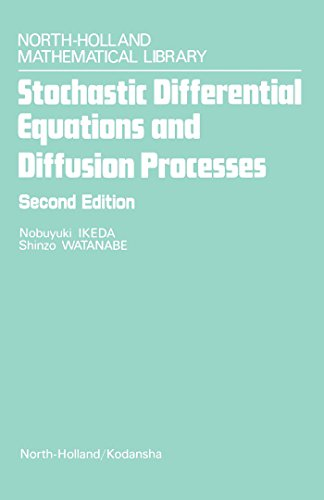 Stochastic Differential Equations and Diffusion Processes (North-Holland Mathematical Library)