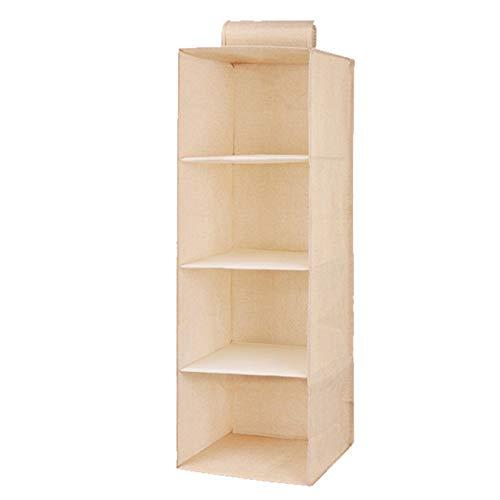 Caja de almacenaje Hogar creativo colgante cajón caja ropa interior mujer zapato almacenaje suministros de almacenamiento guardarropa estantería estante Utilizado para equipos de almacenamiento en el