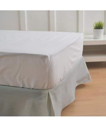 10XDIEZ Cubre canapés 180 Gris - Medidas canapé 180cm - Elegante y Sencillo de Lavar y Colocar - Tejido Fuerte, Suave y Duradero