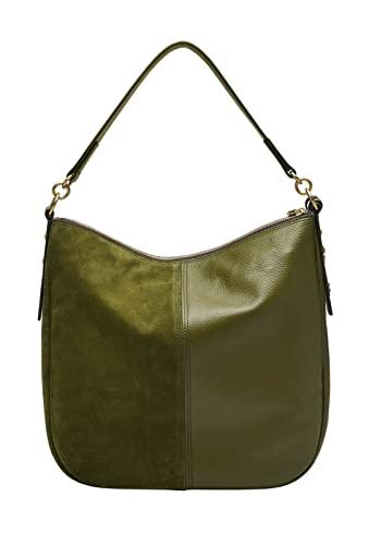 Fossil Jolie Hobo Bag Green Moss