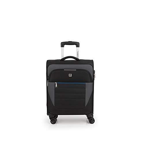 Gabol Sky Trolley Cabin Suitcase Black