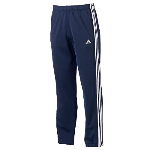adidas Men's 2 Pockets Athletic Track Pants (XL, Ink Navy)