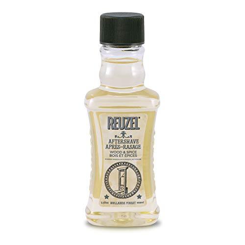 REUZEL INC Wood & Spice Aftershave, 3.38 oz