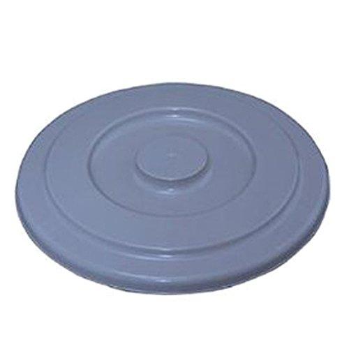 アイリスオーヤマ バケツ フタ ブルー 直径34.8×高さ4.7cm PBC-20
