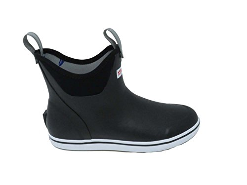 XTRATUF Performance Series 6″ Men's Full Rubber Ankle Deck Boots