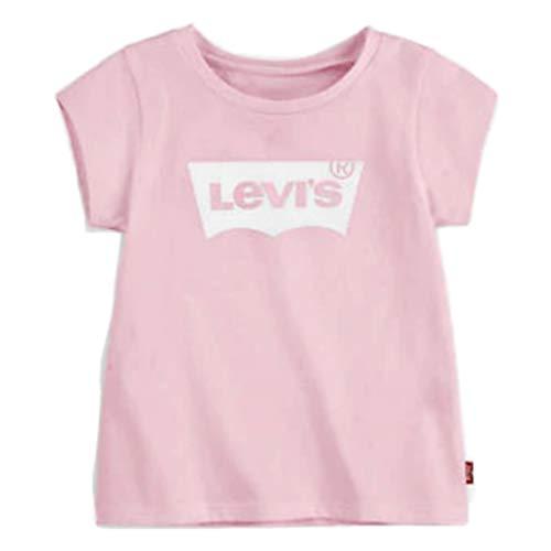 Levi's Kids Baby - Mädchen T-Shirt Lvg Ss Batwing A Line Tee