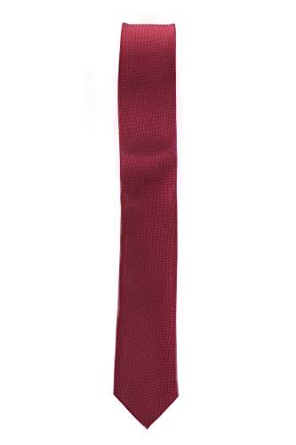 Calvin Klein K10K103028 Corbatas Hombre rojo UNI