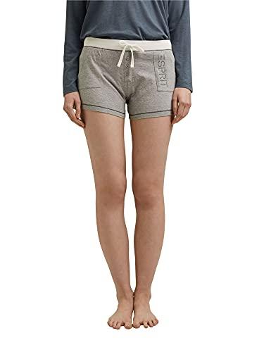 ESPRIT Pyjama-Shorts mit Bio-Baumwolle