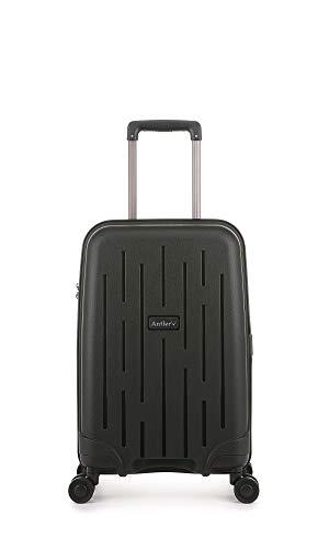 Antler Lightning Cabin Suitcase | Hand Luggage Suitcases | Carry On Suitcase | Cabin Luggage | Small Suitcase | Luggage Bags for Travel | Cabin Case | Small Suitcase on Wheels | Lightweight