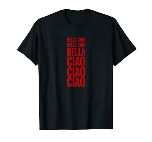 Geschenk: Fan Shirt BELLA CIAO Serie - Geschenkidee