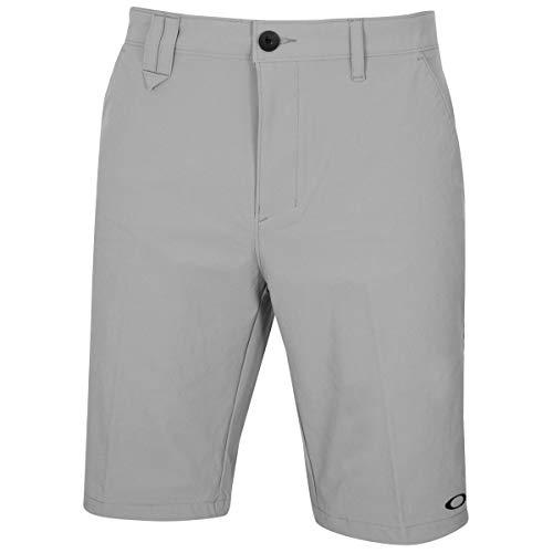 Oakley Hommes Shorts Take Pro - Steel Gris - 36