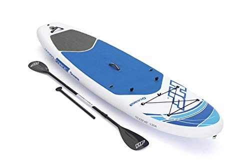 "Hydro-Force Oceana Inflatable Stand Up Paddle Board, 10' x 33"" x 6"" 