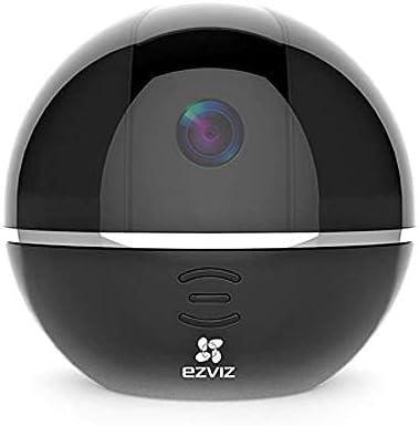 EZVIZ PT Cámara de Vigilancia 1080p Interior, Wi-Fi IP Cámara de Seguridad FHD 360°, Audio Bidireccional, Máscara de ...