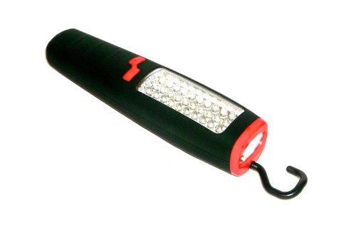 30 + 7 LED met magneet & haak werklamp werklamp werklamp werklamp lamp staaflamp zaklamp