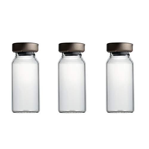 Viales de 10 ml/frasco transparente estéril (A-10Pcs)