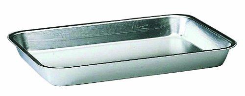 Plaque à débarasser professionnelle/Aluminium embouti - 310*220 mm