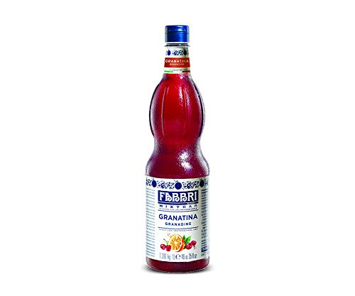 Fabbri Mixy Bar Grenadine Sirup - 1000 ml