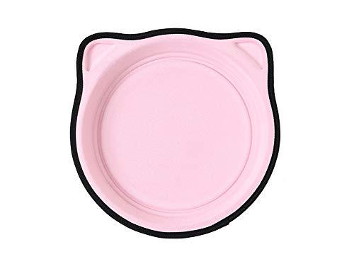 Aida Bz Chat hamac Chat Cadre d'escalade Gratuit pour enlever Haut de Gamme Cat lit Chat Saut Plate-Forme Forte Ventouse Chat litière Chat Pot,Pink