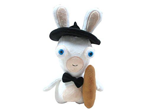 Raving Rabbits KH00258 Licence Peluche Multicolore