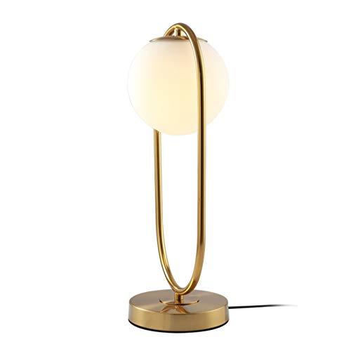 YCSX Luz Mesita de Noche Lámpara de Mesa nórdica lámpara de Mesa de Mesa de Escritorio luz de Noche Dormitorio de Noche lámpara de Noche lámpara Decorativa lámpara de Mesa Moderna Lámpara de Mesa