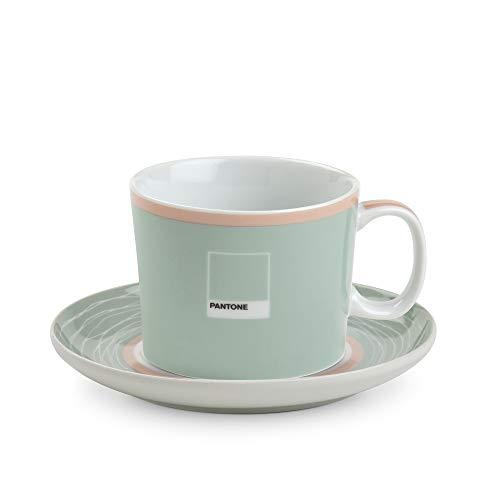 Pantone Tasse, Porzellan, Elfenbeinfarben, Small