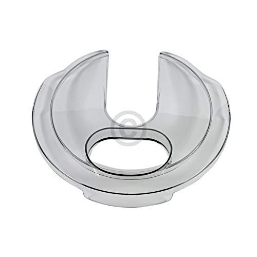 DL-pro Spritzschutz Deckel für Rührschüssel passsend für Bosch Siemens 00653178 MUM5 Küchenmaschine