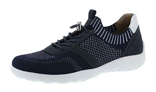 Remonte Damen R3511 Slip On Sneaker, Blau (Pazifik/Pazifik/Silver 14), 41 EU